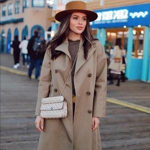 Blogger Favorite Zara Trench Coat